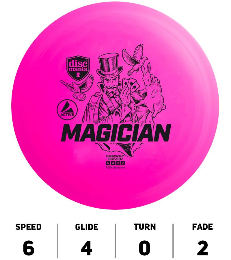 MagicianActive