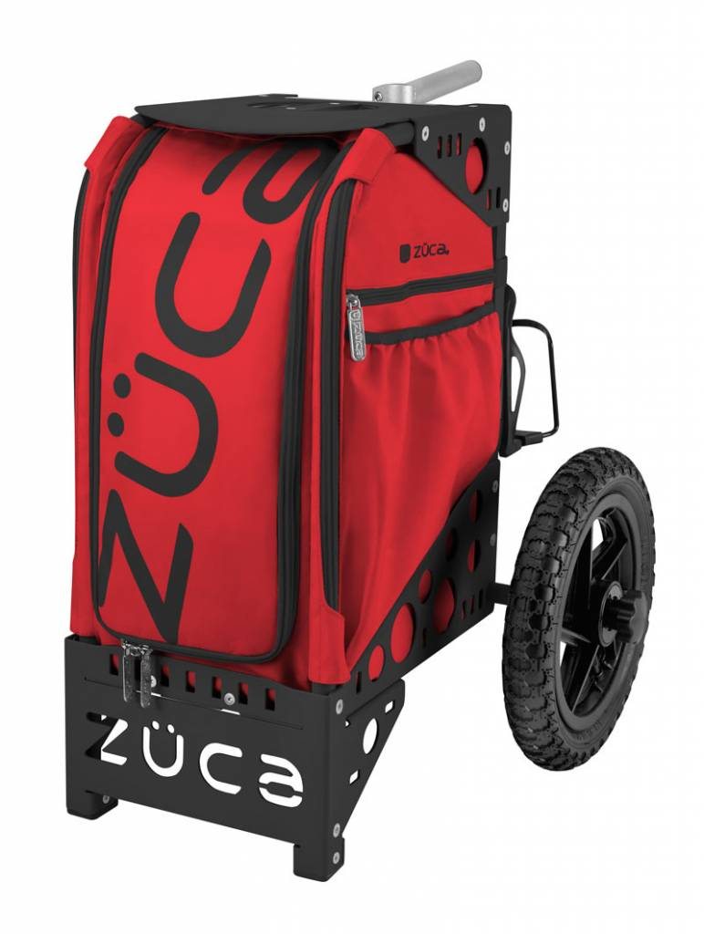 zueca-disc-golf-cart-infrared-black