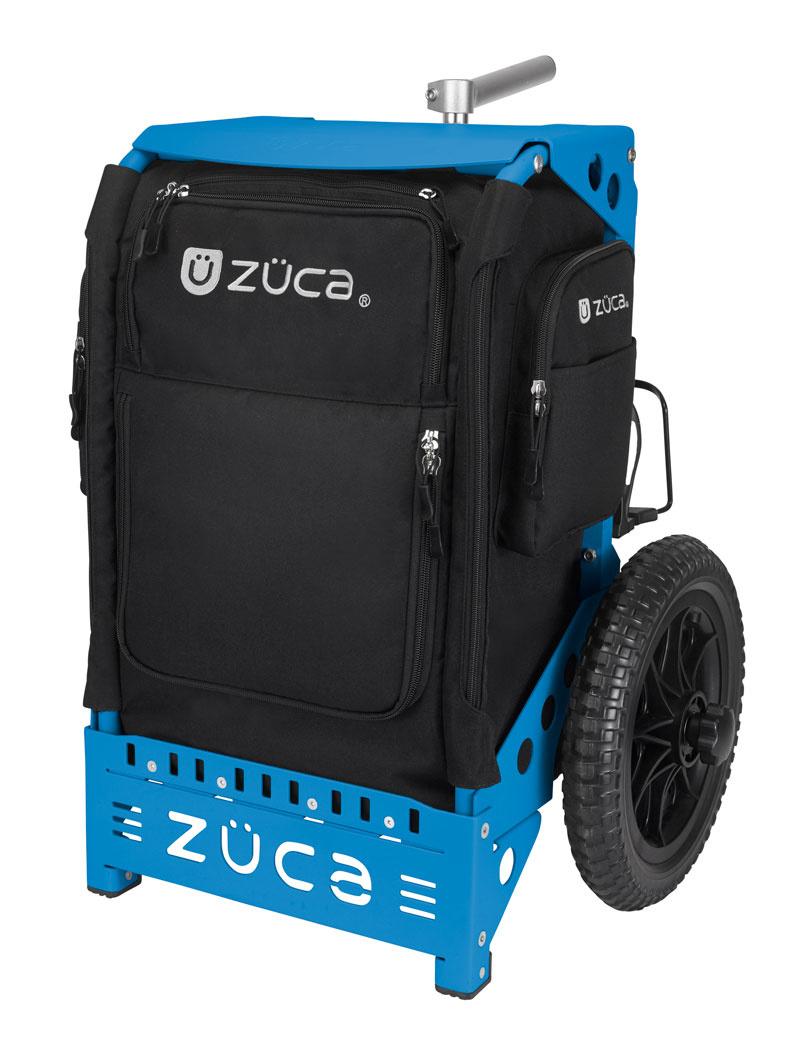 zueca-trekker-caddie-disc-golf-noir-bleu