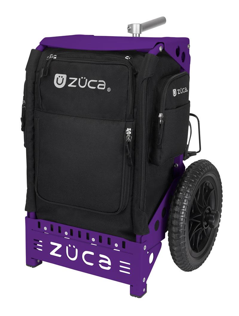 zueca-trekker-caddie-disc-golf-noir-violet