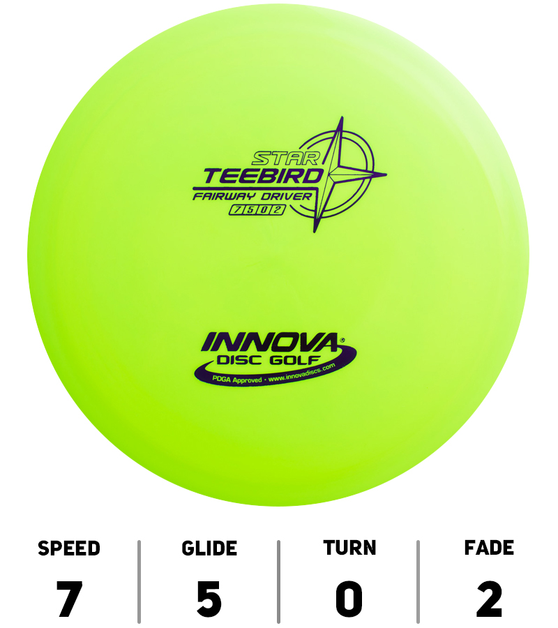 Innova-Discs-Disque-DiscGolf-Teebird-Star