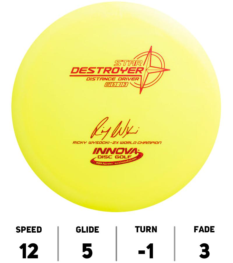Innova-Discs-Disque-DiscGolf-Destroyer-Ricky-Wisocki-Signature