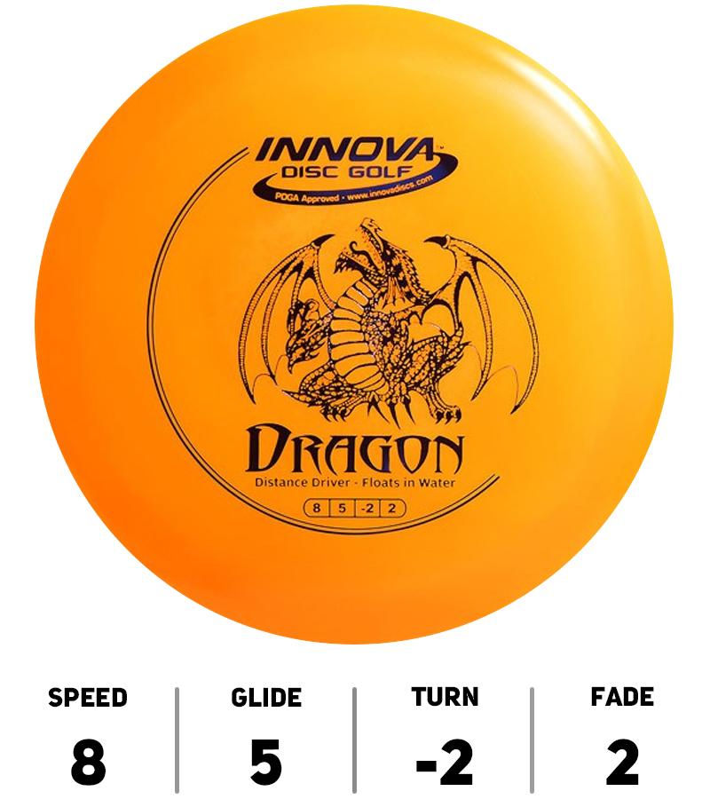 Innova-Discs-Disque-DiscGolf-Dragon-DX