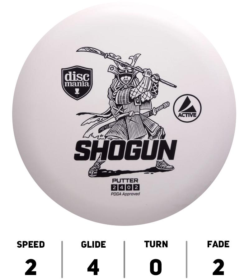 Discmania-Disque-DiscGolf-Shogun-Active