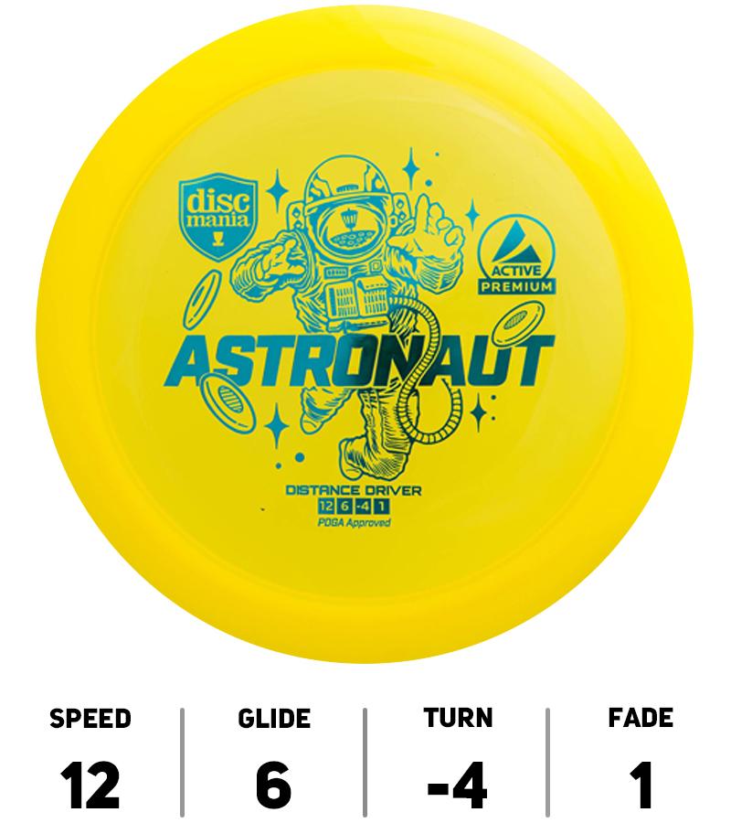 Discmania-Disque-DiscGolf-Astronaut-Active-Premium