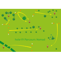 Kit Parcours Nomad'