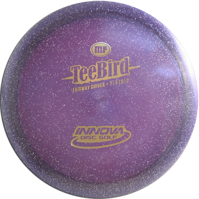 Teebird Champion Metal Flake