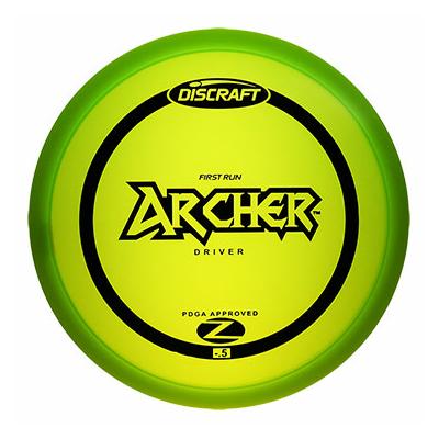 Archer EliteZ First Run