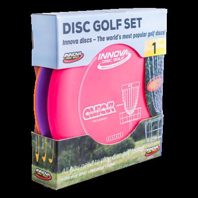 Pack Innova 3 discs DX 150g