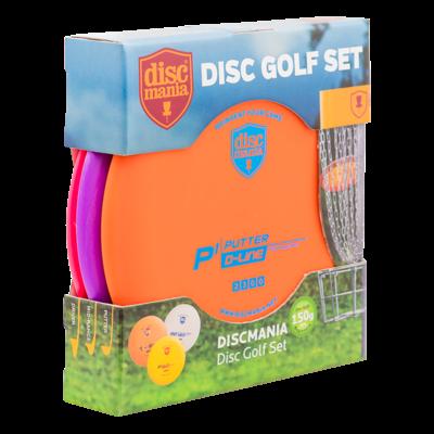 Pack Discmania 3 discs D-Line 150g