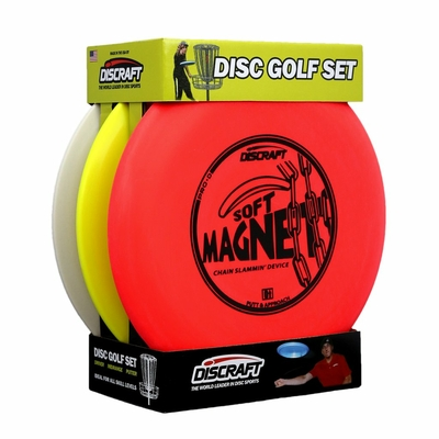 Set Disc Golf Discraft