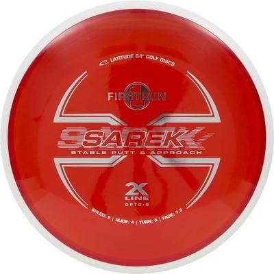 Sarek OptoG First Run
