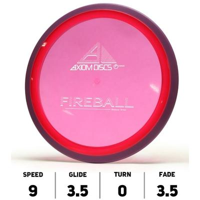 Fireball Proton Léger