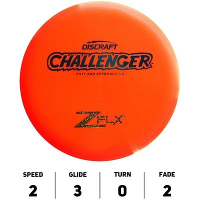 Challenger Z Flex