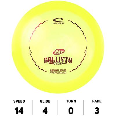 BallistaPro OptoAir
