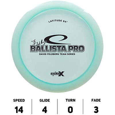 Ballista Pro Opto X Team Series David Feldberg