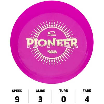 Pioneer Gold Special Edition