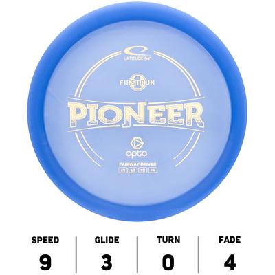 Pioneer Opto First Run