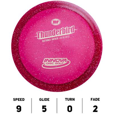 Thunderbird Champion Metal Flake