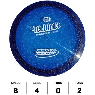 Teebird3 Champion Metal Flake