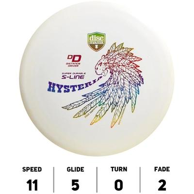 DD Hysteria S-Line