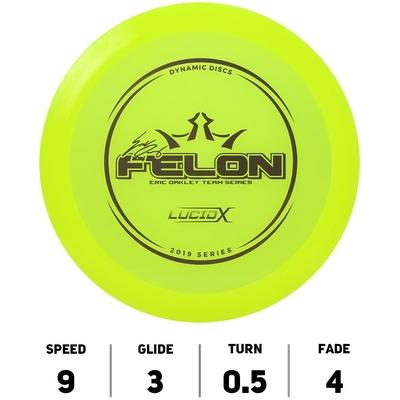 Felon Lucid-X Eric Oakley