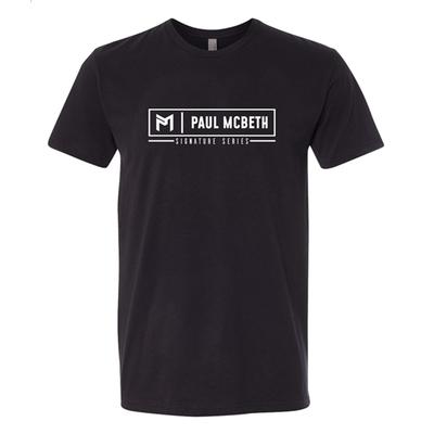 T-Shirt Paul McBeth Signature Series