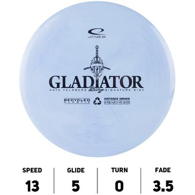 Gladiator Recycled David Feldberg