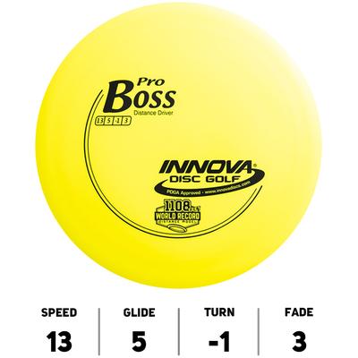 Boss Pro Edition 1108ft