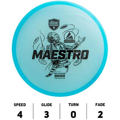 Maestro Active Premium
