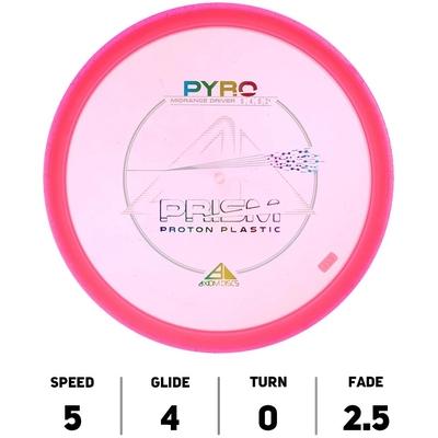 Pyro Proton Prism
