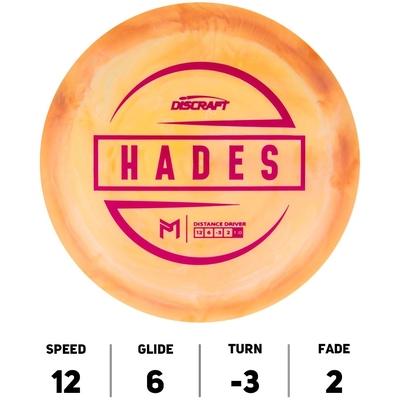 Hades ESP Paul McBeth