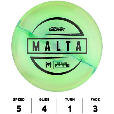 Malta ESP Paul McBeth