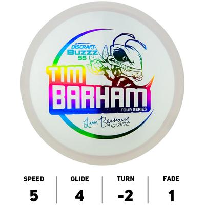 Buzzz SS Metallic Z Tim Barham Tour Series 2021
