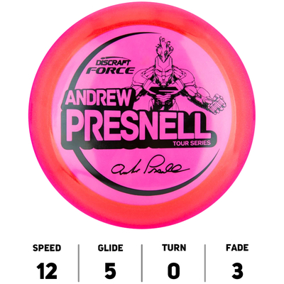 Force Metallic Z Andrew Presnell Tour Series 2021