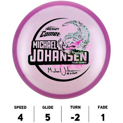 Comet Metallic Z Michael Johansen Tour Series 2021