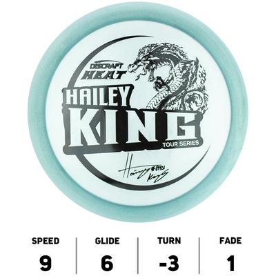Heat Metallic Z Hailey King Tour Series 2021