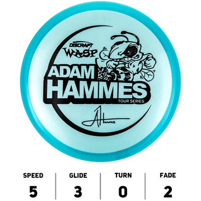 Wasp Metallic Z Adam Hammes Tour Series 2021
