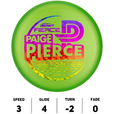 Fierce Metallic ZPaige Pierce Tour Series 2021