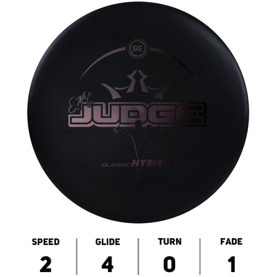Judge EMAC Classic Hybrid Special Edition