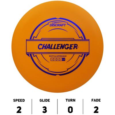 Challenger ProD Léger