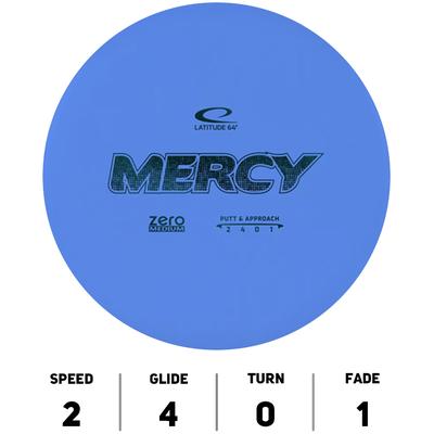 Mercy Zero Medium Bar