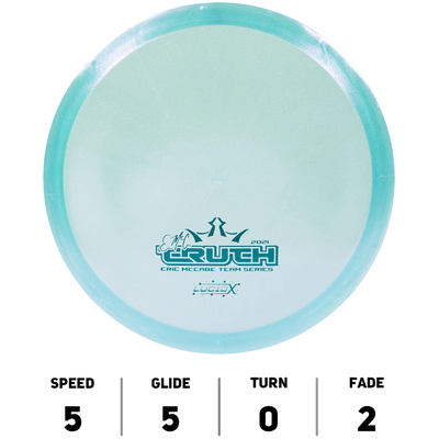 Truth EMAC Lucid-X Glimmer Eric McCabe Tour Series 2021