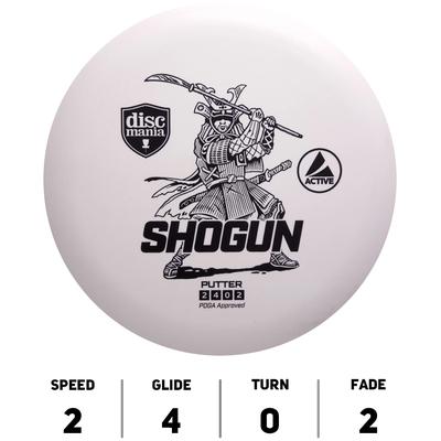 Shogun Active