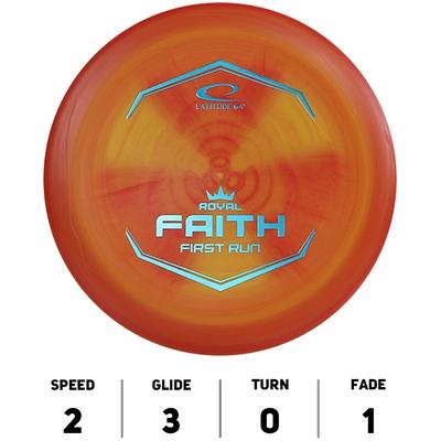 Faith Sense First Run Royal