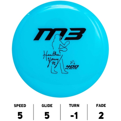 M3 400 Prodigy Disc Signature Series 2021 Heather Young