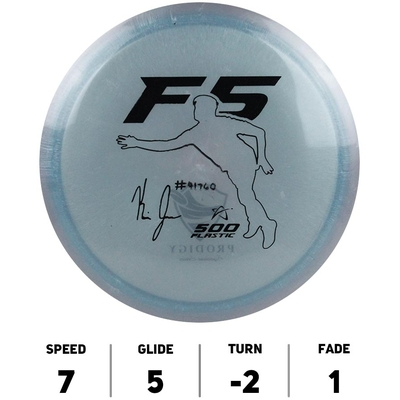 F5 500 Prodigy Disc Signature Series Kevin Jones