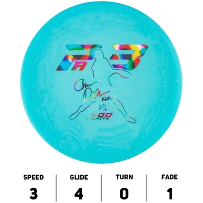 PA3 300 Prodigy Disc Signature Series 2021 Chris Dickerson