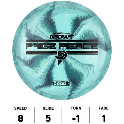 Prototype Drive Paige Pierce Discarft Léger