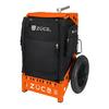 zueca-trekker-caddie-disc-golf-noir-orange